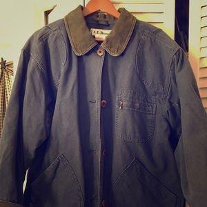 Vintage LLBean Barn coat